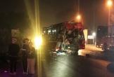Thanh Hóa: 2 xe khách va chạm, 1 người chết, 3 người bị thương