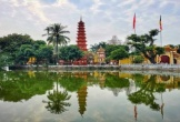 Chiêm bái chùa Trấn Quốc -