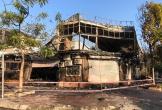 Cháy lớn thiêu rụi nhà hàng lúc rạng sáng, 4 người tử vong