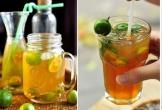 Chỉ 1 quả quất có ngay 2 công thức pha trà giảm cân hiệu quả