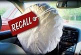 1,7 triệu xe lỗi túi khí tại Mỹ được triệu hồi