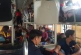 Thanh Hóa xử phạt 85 xe khách chở quá tải