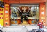 Các cửa hàng kinh doanh vàng ở Thanh Hóa vắng khách ngày vía Thần Tài