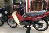 Xôn xao xe máy cũ 'còn zin' giá trăm triệu đồng