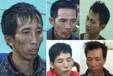 Chân dung 5 nghi phạm hiếp dâm rồi sát hại nữ sinh Điện Biên