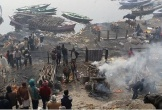 Lạc vào 'khách sạn chờ chết' ở Ấn Độ