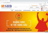Giả trang web ngân hàng để trộm tiền tài khoản