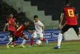 Giành chiến thắng 4 - 0 trước Đông Timor, U22 Việt Nam giành vé vào bán kết