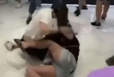 Đánh vợ giữa đường, du khách TQ bị cảnh sát Mỹ bắt giữ