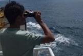 Tích cực tìm kiếm thuyền viên mất tích trên biển