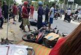 Xe tải tông đoàn người đi lễ ở Long An, 1 người chết, 5 bị thương