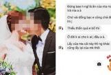 Cô dâu nhắn đòi phong bì bạn chú rể: