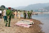 Rủ nhau ra sông Đà chơi, 8 học sinh chết đuối