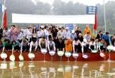 Thanh Hóa thả 1 tấn cá giống trên sông Mã