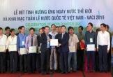 Bộ TN&MT kêu gọi người dân bảo vệ tài nguyên nước