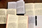 Vợ mất trí nhớ, cụ ông 11 năm viết nhật ký để vợ không quên mình