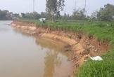 """Hoằng Hóa (Thanh Hóa): Nhiều diện tích đất nông nghiệp bị """"cuốn trôi"""" nghi do vấn nạn cát tặc"""