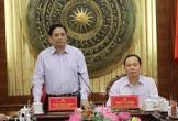 Trưởng Ban Tổ chức Trung ương Phạm Minh Chính làm việc với tỉnh Thanh Hóa
