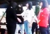 Học sinh lớp 8 bị 3 nữ sinh đánh tát dã man mà không ai can