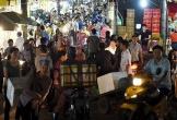 Nghi án thanh niên nổ súng cướp hàng chục triệu ở chợ Long Biên