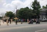 Xe tải va chạm xe máy, 2 phụ nữ tử vong thương tâm