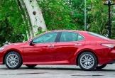 Hé lộ hình ảnh ban đầu chiếc Toyota Camry 2019
