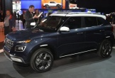 Hyundai Venue chính thức gia nhập phân khúc crossover