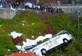 29 người Đức thiệt mạng vì lật xe buýt ở Bồ Đào Nha