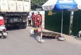Xe tải cán xe đạp khiến một phụ nữ tử vong tại chỗ
