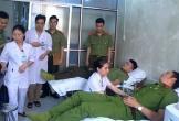 Thanh niên Công an tỉnh Thanh Hóa hiến máu cứu bệnh nhi