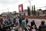 Đạp xe vào làn ô tô, một phụ nữ bị xe tải tông tử vong