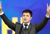 Diễn viên hài thắng cử tổng thống Ukraine