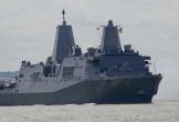 Phát hiện camera bị gắn bí mật trong phòng tắm nữ trên tàu Hải quân Mỹ