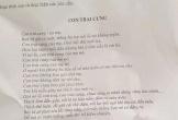 Bài rap 'Con trai cưng' vào đề thi Ngữ văn gây tranh cãi