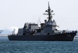 Nhật Bản lần đầu cử tàu khu trục tới Trung Quốc sau 7 năm