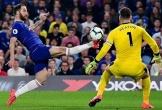 Chelsea gặp khó trong cuộc đua top 4 sau trận hòa Burnley
