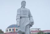 Thanh Hóa tu bổ xong tượng đài đá xanh lớn nhất tỉnh