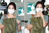 Truyền thông Hàn đặt dấu hỏi vì Song Hye Kyo không đeo lại nhẫn cưới