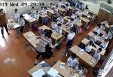 Phẫn nộ clip cô giáo đánh liên tiếp vào đầu học sinh lớp 2 Hải Phòng