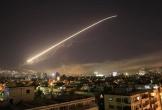 Syria bắn hạ tên lửa từ lãnh thổ Israel kiểm soát