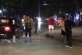 Tài xế say rượu tông trọng thương 2 học sinh trong đêm