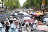 Phụ nữ Hàn Quốc biểu tình vì vụ án 'hộp đêm Seungri'