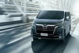 Toyota giới thiệu MPV hạng sang Granvia dành cho giới nhà giàu