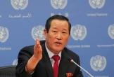 Triều Tiên bất ngờ họp báo hiếm có ở Mỹ
