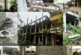 Nhà trường khốn khổ vì công trình xây dựng dở dang suốt nhiều năm