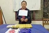 Bắt đối tượng người Lào vận chuyển 18.000 viên ma túy tổng hợp
