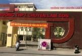 Thanh Hóa: Điểm chuẩn vào lớp 10 Trường THPT chuyên Lam Sơn