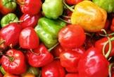 6 lợi ích sức khỏe bất ngờ từ ớt chuông