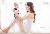 Vợ diễn viên Việt Anh tuyên bố làm mẹ đơn thân