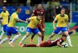 Ba lần bị từ chối bàn thắng, Brazil chia điểm với Venezuela